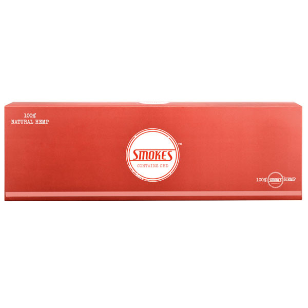 Smokes Hemp Cigarettes - Carton | Original